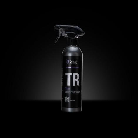 Czernidło TR (Tire) - środki do detailingu